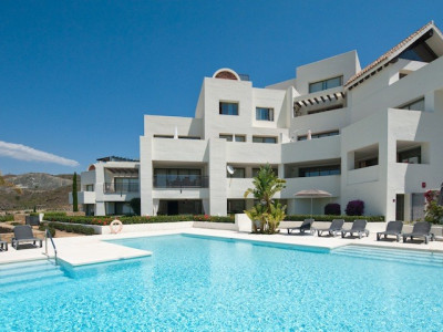 Benahavis, High quality apartment in prestigious golf resort