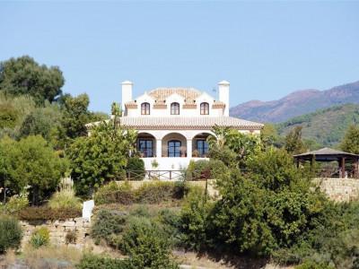 Benahavis, Fantastic rustic villa located in Benahavis on the costa del Sol in Spain