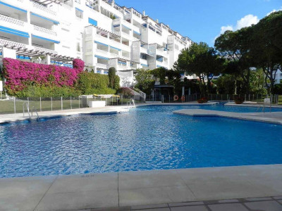 Marbella - Puerto Banus, Penthouse for sale in the centre of Puerto Banus