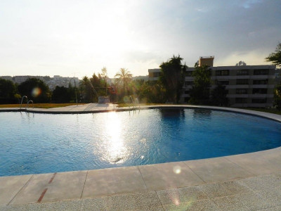 Nueva Andalucia, 2 bedroom apartment for sale in a golf valley