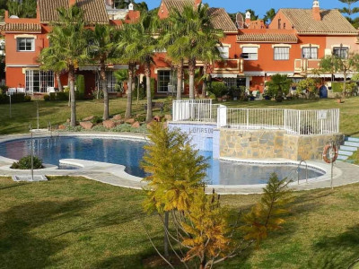 Benahavis, Magnificent townhouse property for sale in Benahavis just a stone throw from the golf course and beach