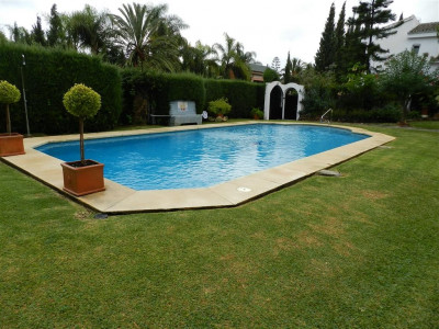 Marbella Golden Mile, Lovely townhouse for sale in Sierra Blanca, on Golden Mile