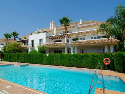 Marbella Golden Mile, Fantastic duplex penthouse for sale in Monte Paraiso, Marbella Golden Mile