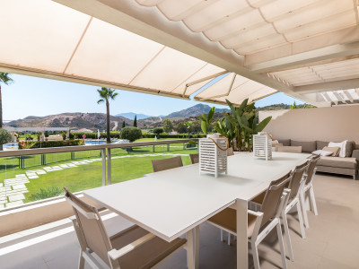 Benahavis, Fantastic modern and large 3 bedroom apartment