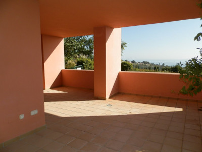 Manilva,FANTASTIC GROUND FLOOR APARTMENT WITH SEA VIEWS