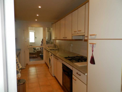 Ground Floor Apartment en venta en Estepona Golf, Estepona