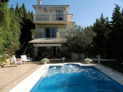 Estepona,FANTASTIC DETACHED VILLA JUST REDUCED !!!