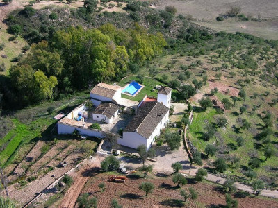 Ronda,******FANTASTIC RUSTIC COUNTRY HOUSE