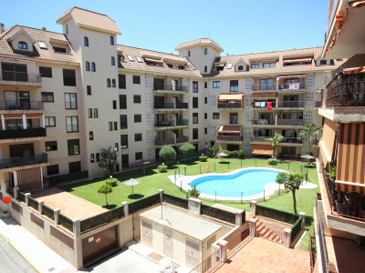 Manilva,Nice 2 beds apartment in Sabinillas++WITH BARGAIN PRICE FOR QUICK SALE