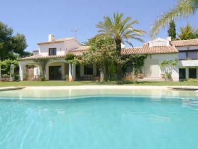 Estepona,Villa en alquiler en Estepona