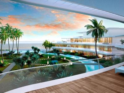 Apartamento en venta en Estepona Playa, Estepona