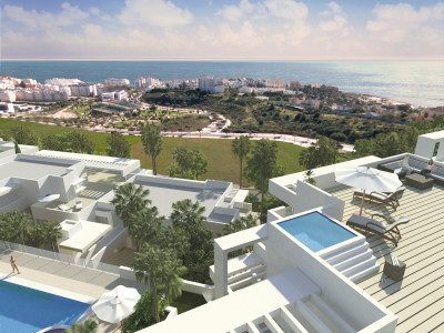 Estepona,NEW DEVELOPMENT OF APARTMENTS GREAT VIEWS