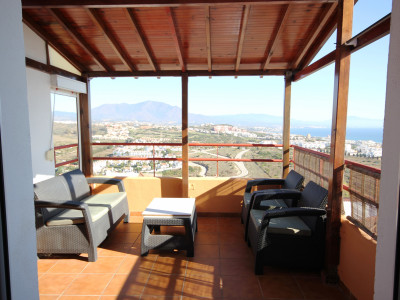Penthouse in  Manilva