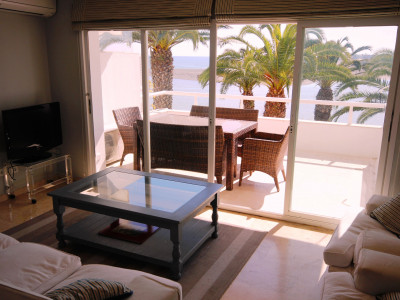 Apartamento en venta en Playa en Sotogrande, Sotogrande