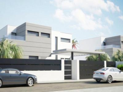 Villa en venta en Hacienda Guadalupe, Manilva