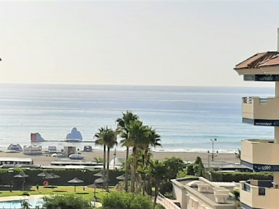 Manilva,*** RENTED **** WONDERFUL 2 BEDROOM APARTMENT FRONT LINE BEACH *****