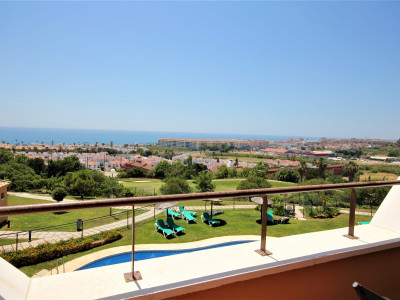Casares,** SUPERB 2 BEDROOM APARTMENT FANTASTIC SEA AND GOLF VIEWS PRICED TO SELL**