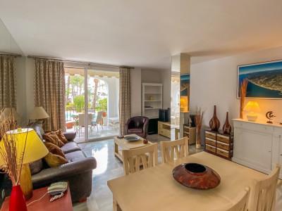 Apartamento en alquiler en Alcazaba Beach, Estepona
