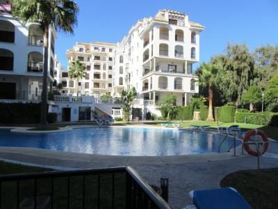 Apartamento Planta Baja en venta en Marina Duquesa, Manilva