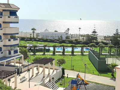 Manilva,FANTASTIC 3 BEDROOM APARTMENT *** BEACHSIDE, MAGNIFICENT DIRECT VIEWS TO THE SEA ****