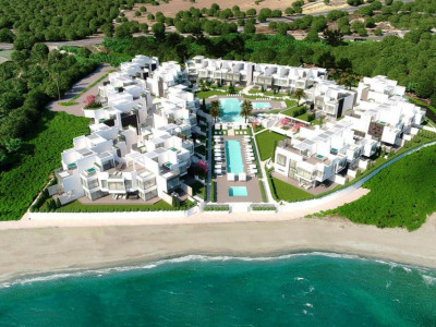 Estepona,FANTASTIC BEACHFRONT TOWNHOUSES++CONTEMPORARY LUXURY NEW BUILD++
