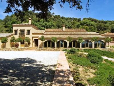Gaucin,++HUGE PRICE REDUCTION of 500,000€ !! ++WONDERFUL COUNTRY HOUSE / CORTIJO *** SUPERB VIEWS ****