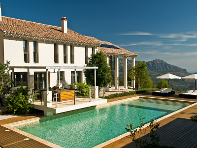 Gaucin,STUNNING CONTEMPORARY COUNTRY HOUSE++BREATHTAKING VIEWS