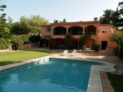 Sotogrande,*** RENTED  *** FANTASTIC DETACHED VILLA GREAT LOCATION