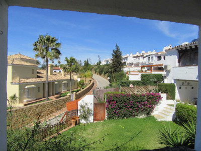 Manilva,FANTASTIC 3 BEDROOM SEMIDETACHED HOUSE IN DUQUESA GOLF