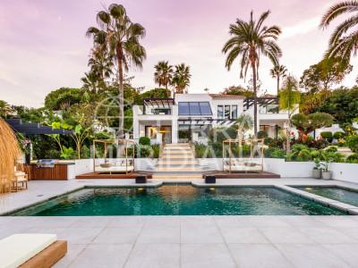 Villa in Las Brisas, Marbella