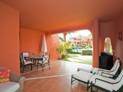Ground Floor Apartment en venta en Torre Bermeja, Estepona