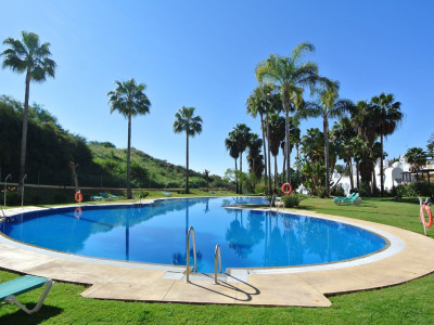 Marbella Golden Mile Ground Floor Apartment for Sale