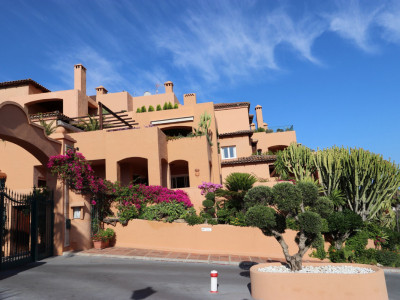 Ground Floor Apartment for sale in Nueva Andalucia - Nueva Andalucia Ground Floor Apartment - TMRO-R113603