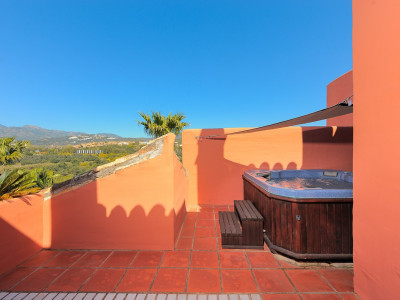 Penthouse for sale in El Rosario - Marbella East Penthouse - TMRO-R3375751