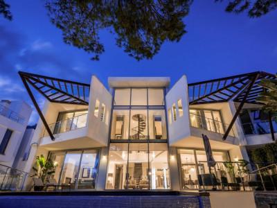 Semi Detached Villa for sale in Sierra Blanca - Marbella Golden Mile Semi Detached Villa - TMRO-R3458227