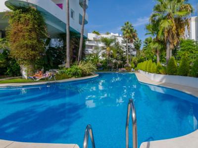 Marbella Golden Mile Ground Floor Apartment for Sale