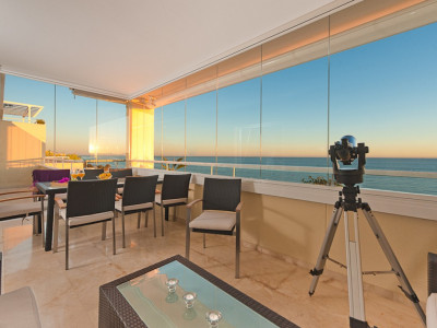 Penthouse for sale in Cabopino - Marbella East Penthouse - TMRO-R3460474