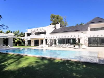 Villa for sale in Guadalmina Baja - San Pedro de Alcantara Villa - TMRO-R2105129