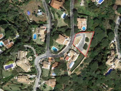 Residential Plot for sale in Elviria - Marbella East Residential Plot - TMRO-R3017825