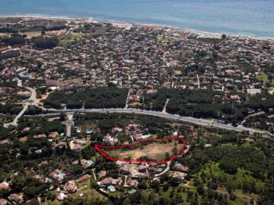 Plot for sale in Hacienda las Chapas - Marbella East Plot - TMRO-R14248