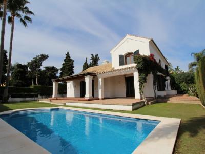 Villa for sale in Guadalmina Baja - San Pedro de Alcantara Villa - TMRO-R3104450