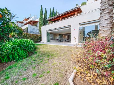 Apartamento Planta Baja en Sierra Blanca, Marbella