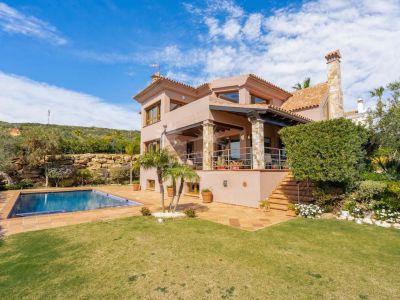 Villa in Alcaidesa Alta, Alcaidesa