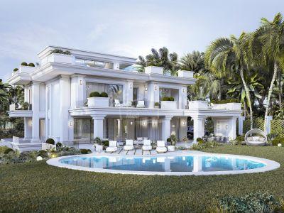 Villa en Las Lomas de Marbella, Marbella