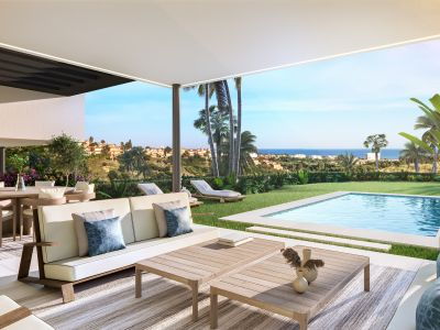 Semi Detached Villa in Marbella