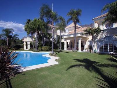 Villa in Sierra Blanca, Marbella