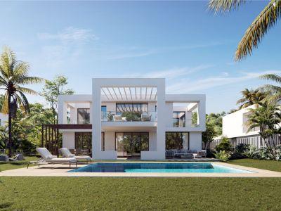 Exklusive moderne Villen in Santa Clara Golf