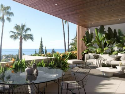 Twenty two top-quality villas in the exclusive area of Sierra Blanca