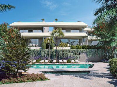 Luxusprojekt von 11 Villen und Doppelhaushälften in der Nähe von Puerto Banús