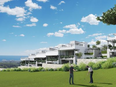 Frontline golf project of 25 houses in Cabopino Golf Course and close to the beach